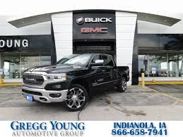 Pre-Owned 2019 Ram 1500 Limited 4D Crew Cab in Omaha #G6032 | Gregg ...