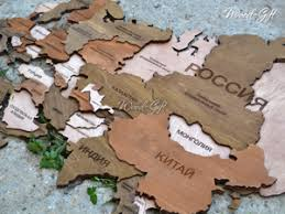 <b>Карты</b> из дерева