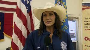 Governor Kristi Noem puts delay on ...