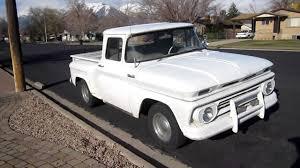 1962 Chevy C10 Stepside Pickup Truck - YouTube