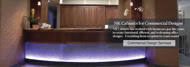 custom office design. NK Cabinet Office Designs Custom Design D