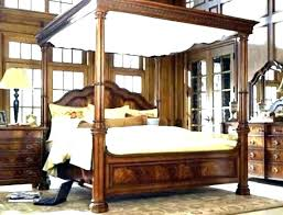 Remarkable Diy Canopy Bed Wood Frame How To Build A Wooden Curtains ...