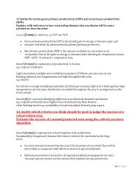 important ib ess essay questions 14