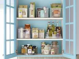 Kitchen Pantry For Small Spaces Small Space Pantry Idea 16 Small Pantry Organization Ideas