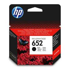 <b>Картридж</b> для струйного принтера <b>HP</b> F6V25AE BHK (№<b>652</b>)