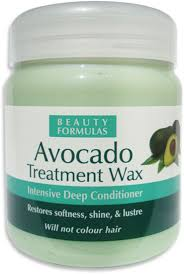 Image result for Beauty Formula avocado hair treatment wax