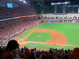 Astros Seating Chart 2018 Photos At Minute Maid Park