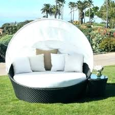 patio daybed with canopy. Simple With Patio Daybed With Canopy Outdoor Daybeds Wicker Furniture Deluxe Swing  Costco Inside O