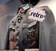 German Army Hails Photo Of Nazi Era Military Uniform As