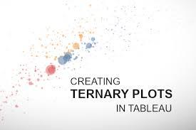Creating Ternary Plots In Tableau Tableau Magic