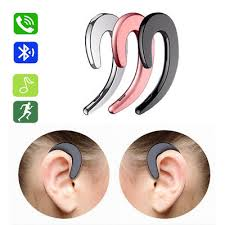 <b>Ear Hook</b> Bluetooth <b>Headset Earphone</b> Handsfree for Samsung ...