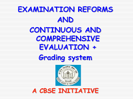 Cce Grading Chart Introduction Of Continuous And Comprehensive Evaluation