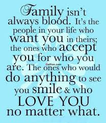 Family Isn T Always Blood Quotes Interesting Famous Family Love Quotes Family Isn't Always BloodIt's The People