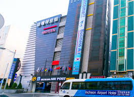 Hotel June Incheon Airport Incheon Airport Hotel South Korea Bookingcom