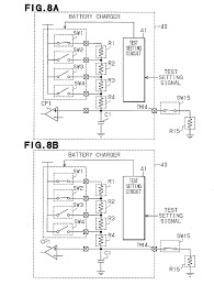 1100x1462 patent us5247238 battery charger automatic cut off circuit drawing