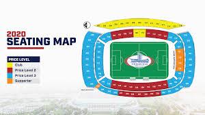 Cellular Park Seating Chart 2020 Soldier Field Seating Map Chicago Fire Fc