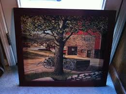 h hargrove e 102 heartland stretched canvass stretched canvasheartlandoil paintingsart