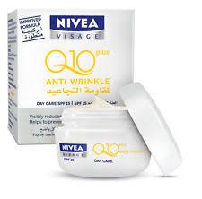 nivea visage anti wrinkle day cream