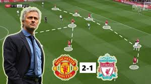 Manchester United vs Liverpool 2-1