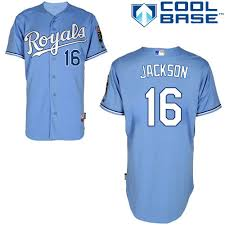 On Baseball Jerseys Throwback Sale City Royals Discount Bo Kansas 2019 Mlb Jackson Jersey