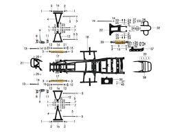 chinese atv frame diagram taotao 110cc atv owners manual at Chinese Atv Engine Diagram