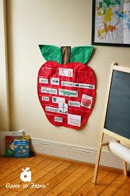 Apple Tree Pocket Chart Apple Pocket Chart