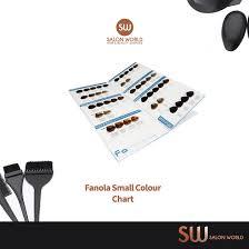 Fanola Colour Chart Pin By Salon World Hair Beauty Supplies On Fanola Small