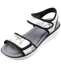 Ryka Womens Nora Sport Wedge Sandal