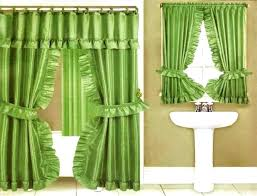matching shower curtain and window curtain luxury shower curtains with valance shower curtain matching window curtain