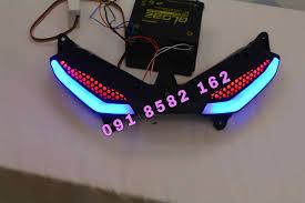 đèn led demi audi A9 xe exciter 150, giá tốt nhất 620,000đ! Mua nhanh tay!