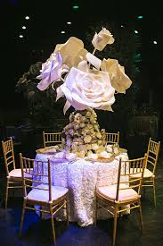 Paper Flower Centerpieces At Wedding Pin On Planning Reception Ideas