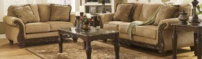Ashley Furniture Cambridge Amber Living Room Set A