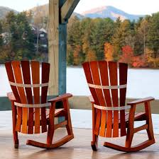furniture adorable outdoor chairs cool red rocking small chair wooden rustic plans nursery pads adorable