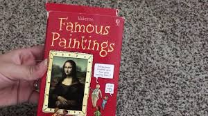 usborne famous paintings card set usborne books more