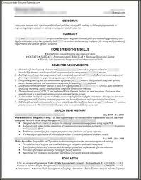 Does Word Have A Resume Template - Resume CV Cover Letter