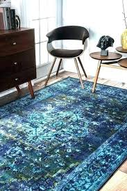 world menagerie rugs uk area bright blue rug green colored gorgeous by machine woven in