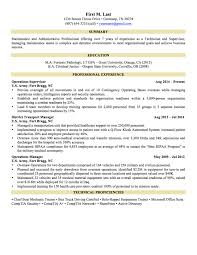 Military To Civilian Resume Sample Military To Civilian Resume Samples Dadajius 10