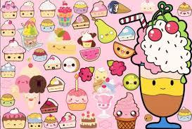 cute food wallpaper. Simple Wallpaper And Cute Food Wallpaper B