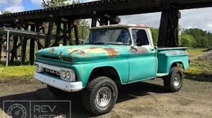 1963 Chevy k10 - YouTube