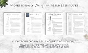 ... 85 Stunning Eye Catching Resume Templates Template ...