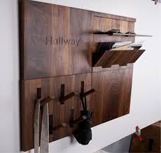 Modern hallway furniture Cabinet Modern Compact Hallway Storage Digsdigs Modern And Compact Hallway Storage Solution Made Of Wood Digsdigs