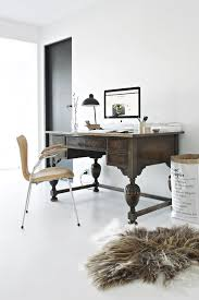 office space desk. I Spend A Lot Of Time Searching For Nice Second-hand Stuff On Finn.no. Over The Years I´ve Actually Found Three AJ Lamps From Louis Poulsen, Office Space Desk