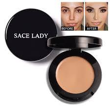 <b>SACE LADY</b> Waterproof Concealer Cream Foundation Flawless ...