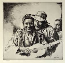 Herbert Johnson Harvey (1884 - 1928) — Brier Hill Gallery