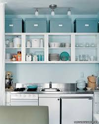 Kitchen Shelf Organization Kitchen Storage Organization Martha Stewart