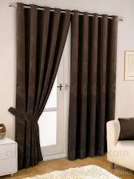 brown living room curtains. Your Home Using A Toasty Atmosphere, Gorgeous Perspective And Layout Which Can Be Admirable Since This Particular Illustrates Dark Brown Curtains Living Room :