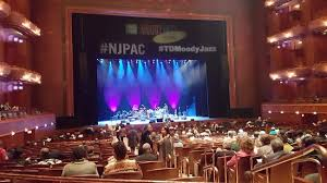 Nj Pac Seating Chart My View Of The Stage From My Seat Picture Of New Jersey