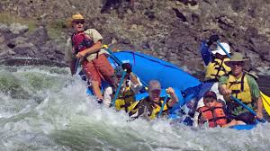 Salmon River Whitewater Rafting Trips Oregon River Experiences