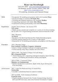 Free Resume Templates Cover Letter Download Cv Example Kenya