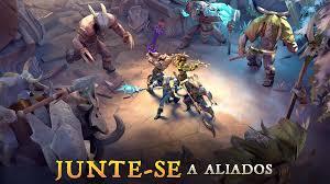Dungeon Hunter 5 V2 5 0l Apk Mod Rapid Attack Anti Ban